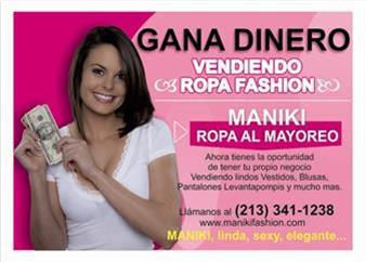 LINDA ROPA AL MAYOREO!!! image 1