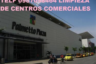LIMPIEZA DE EDIFICIOS CONDOMIN en Quito