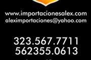 IMPORTACIONES A TODO MEXICO