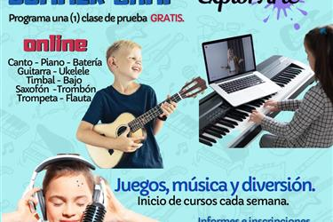 Piano, Guitar & Singing lesson en San Antonio