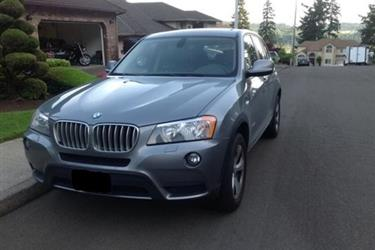 2011 BMW X3 xDrive28i SUV en Los Angeles