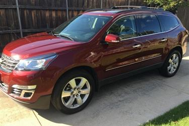 2016 CHEVROLET traverse LTZ en Los Angeles