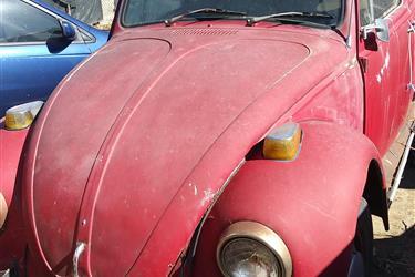1970 1969 Classic VW Beetle en Los Angeles County