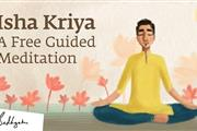Come join us to Learn Isha Kriya is a simple yet