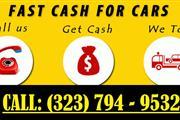 COMPRO CARROS PARA JUNKE CASH! en Ventura County