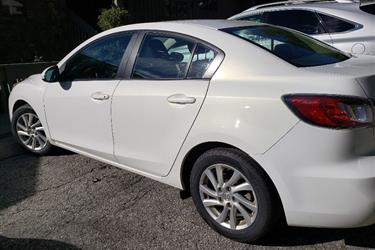 2012 Mazda 3 Touring Sedan en Los Angeles County