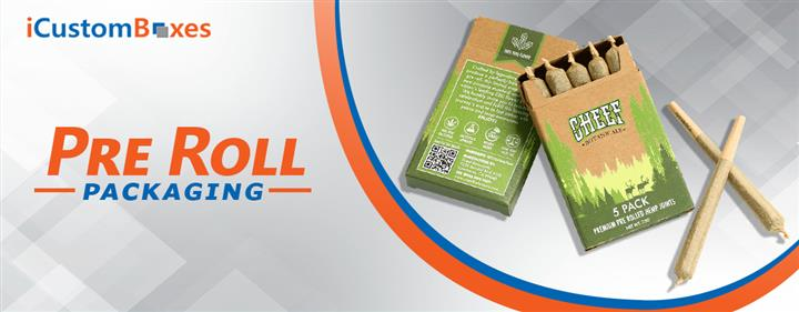 $1 : 40% off at Pre Roll packaging image 1