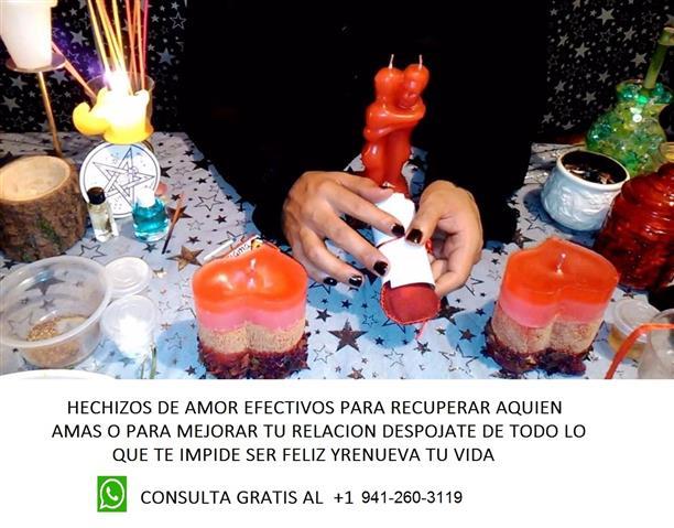 Amares de amor Luz Magia Roja image 1