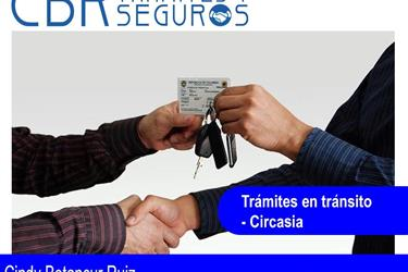 CAMBIO DE SERVICIO EN TRANSITO en Pereira