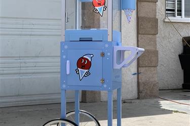 Maquina para RASPADOS en Orange County