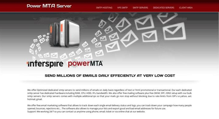 Powermta Server image 3
