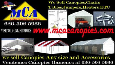 mca canopies. image 1