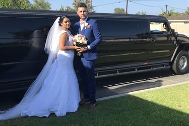 Hummer boda 3hrs $295 en Los Angeles