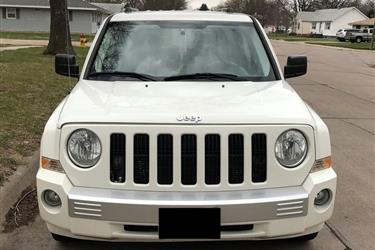 2010 JEEP PATRIOT LIMITED en Los Angeles