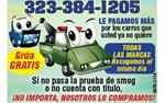 $$$ COMPRAMOS JUNKS CARS $$$ en Los Angeles