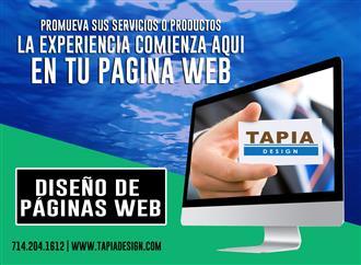 Paginas web Diseño llame hoy image 2
