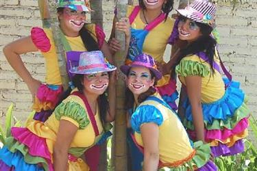 URGEN ANIMADORAS Y PAYASITAS en Mexico DF