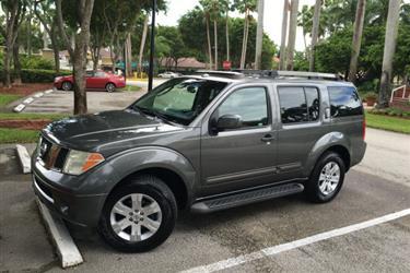 2008 Nissan Pathfinder SE en Los Angeles
