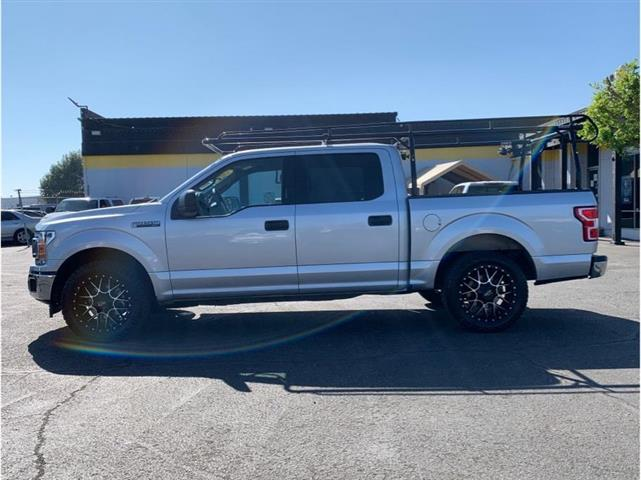 2018 Ford F150 SuperCrew image 1