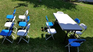 renta de jumpers mesas sillas image 2