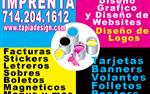 Servicios de Imprenta en Orange County