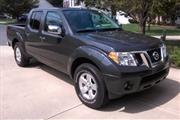 2014 NISSAN FRONTIER SV 4DR