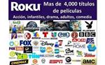TV CON tu FIRE STICK O ROKU en Houston