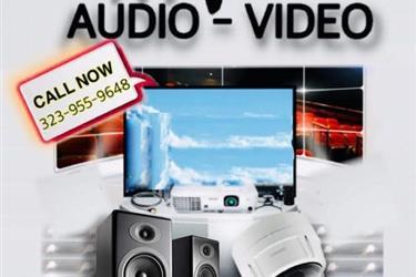 CCTV CAMERA, DATA, AUDIO/VIDEO en Orange County