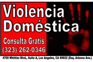 NECESITAS DIVORCIARTE? LLAMA! en Los Angeles County