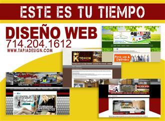 PAGINAS WEB CALIFORNIA image 1