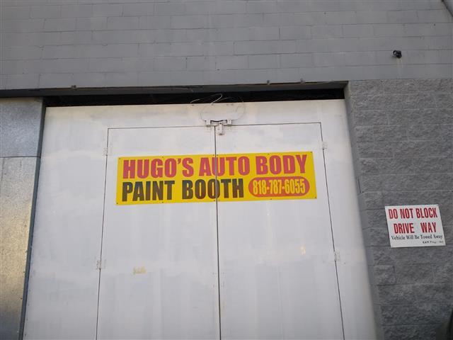 HUGO AUTO BODY image 4