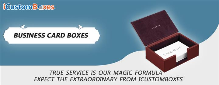 Get Amazing Business card box image 2