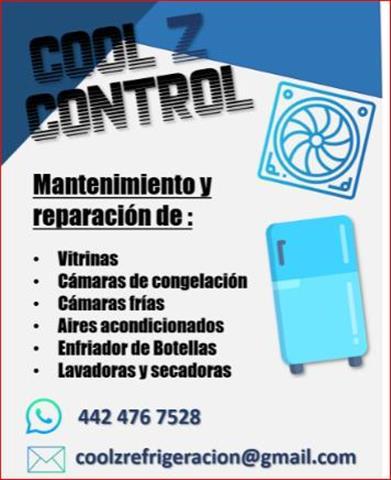 Cool Z Control Reparaciones image 2