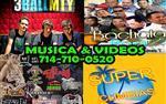 HOLA VENDO MUSICA Y VIDEOS DJ en Los Angeles County