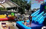 "WATER SLIDE""SS Y TORO MECANICO en Los Angeles"