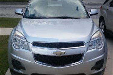 2010 Chevrolet Equinox LT en Los Angeles