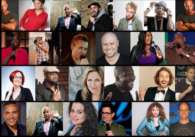 All Star Stand Up Comedy image 1