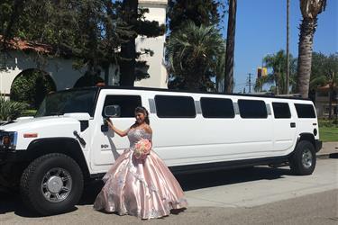 Hummer party bus $95hr en Los Angeles