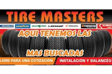 TIRES MASTERS en Los Angeles County
