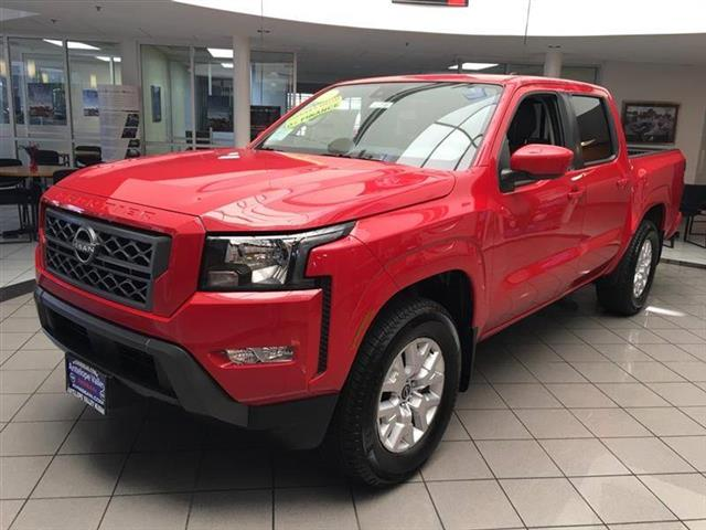 $36985 : 2022 Nissan Frontier SV image 3