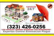 CONTROL DE PLAGAS. en Los Angeles County