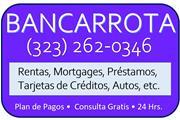 BANCARROTA/PLAN DE PAGOS 24HRS