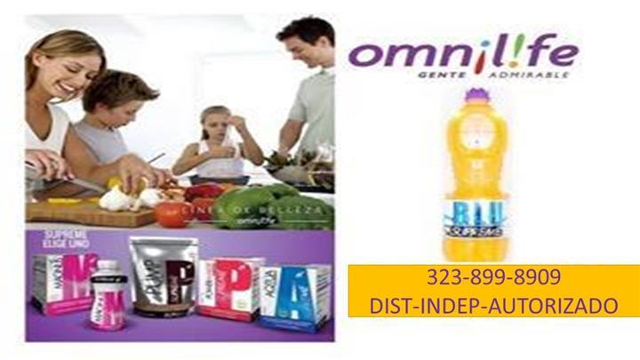 OMNILIFE 323-899-8909 image 2