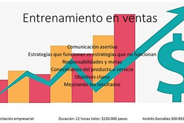 Curso de ventas en Barranquilla