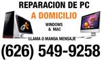 REPARACION DE PCs/LAPTOPS en Los Angeles