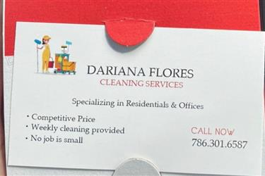 Cleaning services en Miami