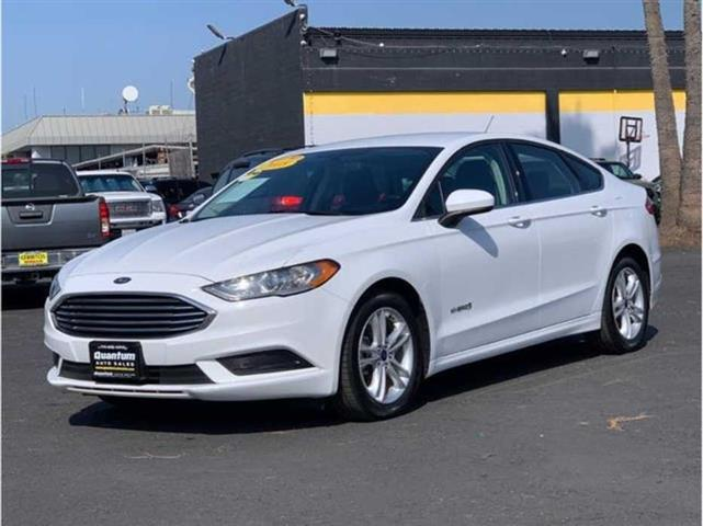 $20995 : 2018 Ford Fusion image 1