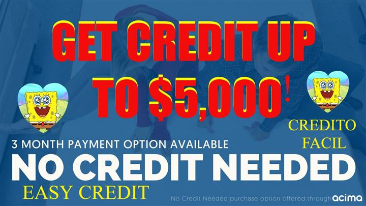 📣❗💥 ¡CREDIT LINE UP TO $5000 image 9
