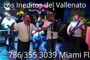 Contrata La mejor parranda vallenata 786 355 3039