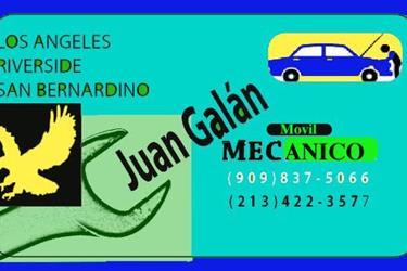 MECANICO MOVIL - LOS ANGELES en Los Angeles